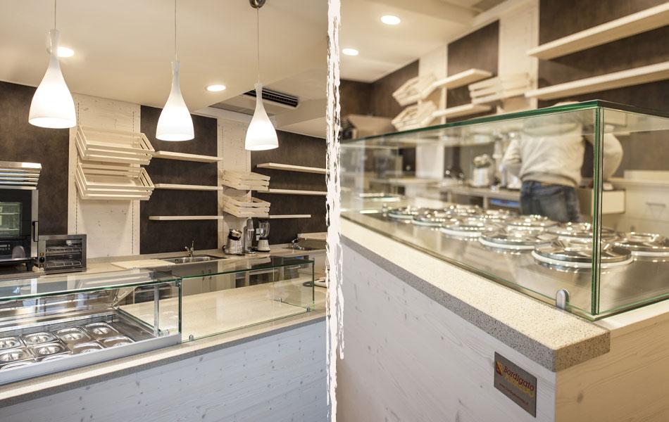 Arredamento pasticcerie e panifici bordigato arredo for Arredamento fast food